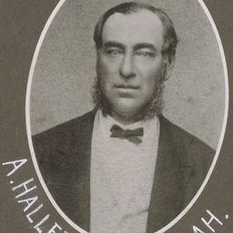S.A. Northern Pioneers 1850-59 : Alfred Hallett