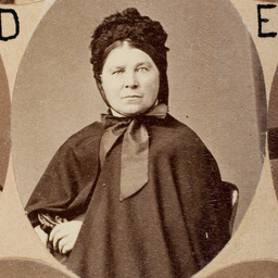 Group of [women] Old Colonists : Julia Symes