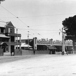 Tramway Depot, Hackney Road