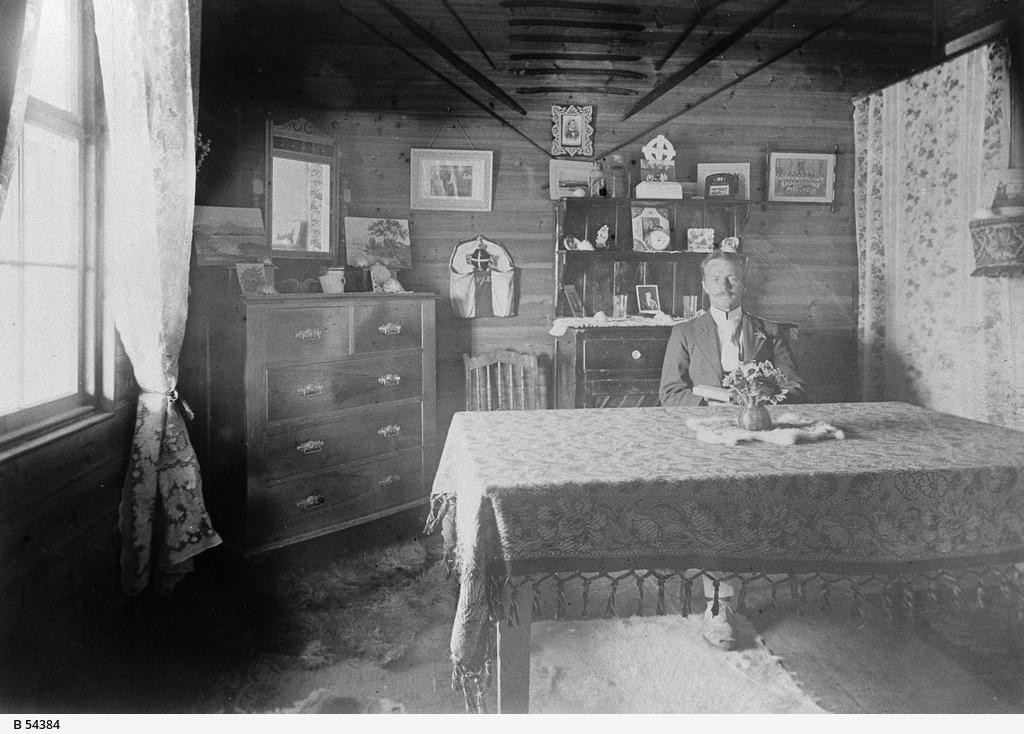 Telegraph operator's home at Eucla
