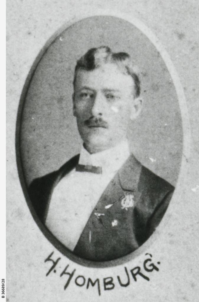 H. Homburg