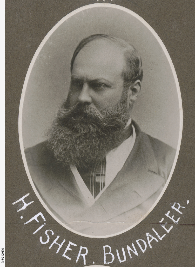 S.A. Northern Pioneers: H. Fisher