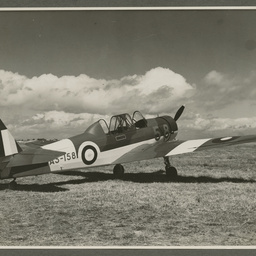 CA-6 A3-158 CAC Wackett trainer.