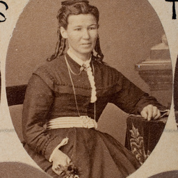 Group of [women] Old Colonists : Matilda Ryles