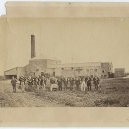 Butterworth's Flour Mill