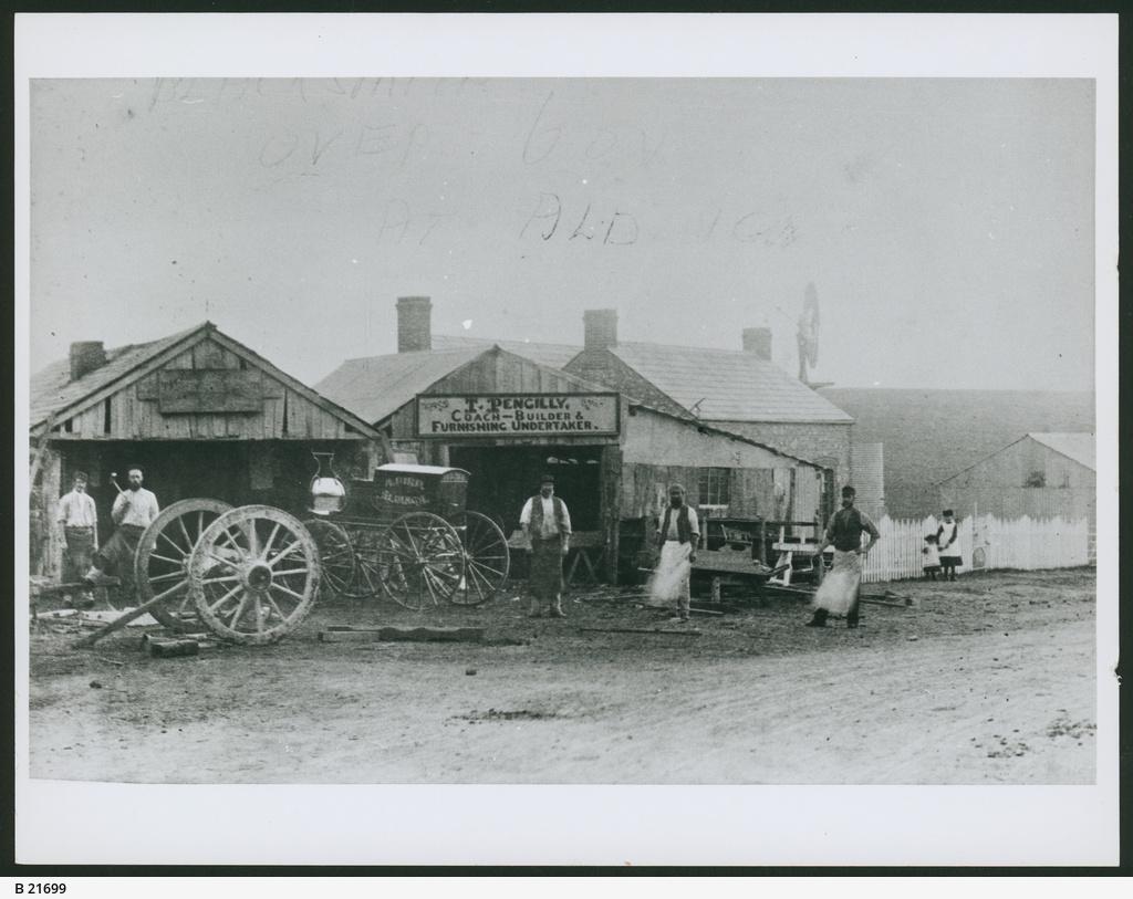 Aldinga Blacksmith