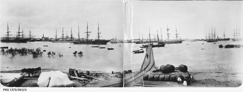 [Port Augusta September 1884]