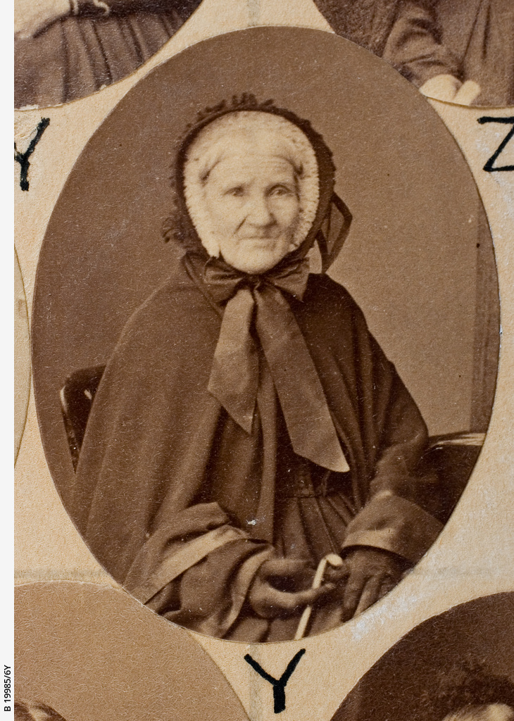 Group of [women] Old Colonists : Eliza Shearing