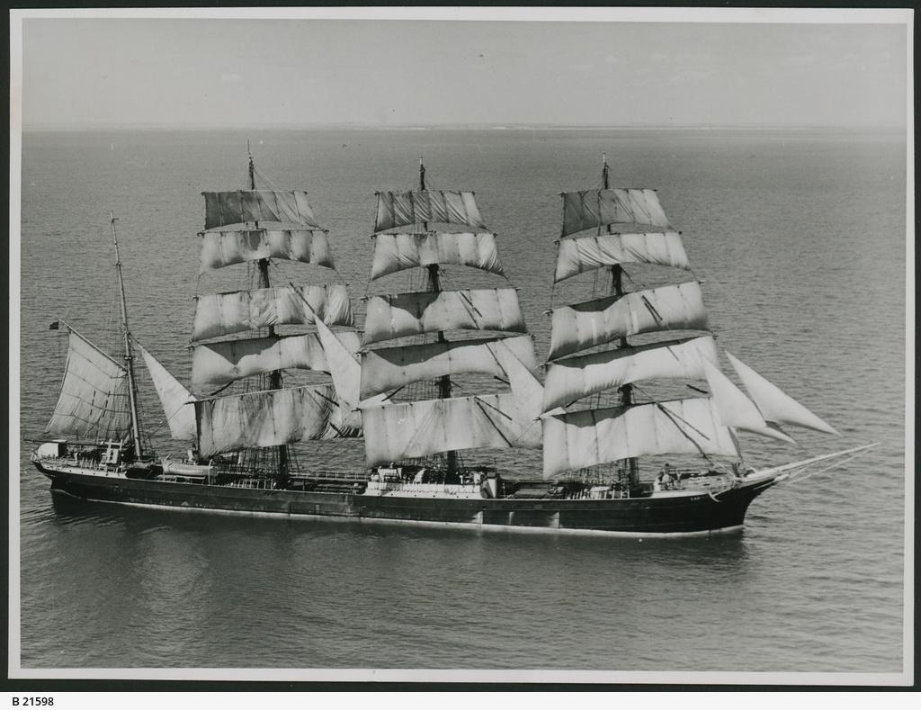 Barque Lawhill