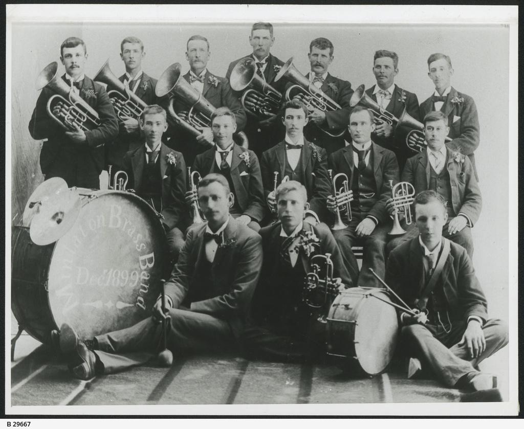Brass Band, Minlaton
