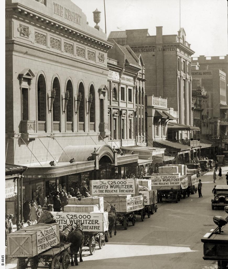 The Regent Theatre, Rundle Street