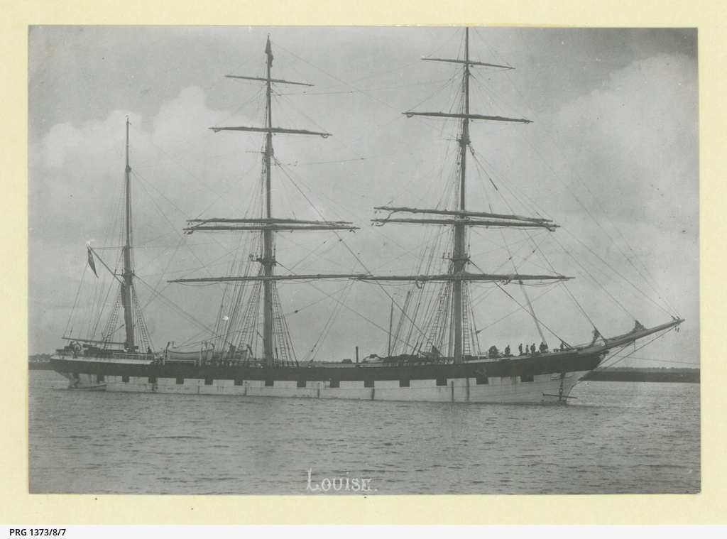 The 'British Princess' as 'Louise'