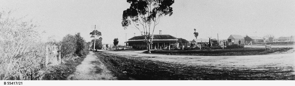 Canberra Hotel in Willunga
