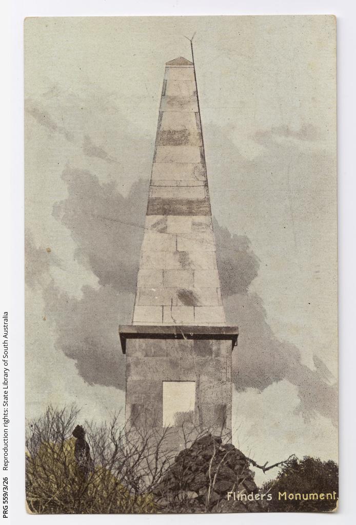 Flinders Memorial, Port Lincoln