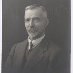 Portrait of Andrew Bell Smith