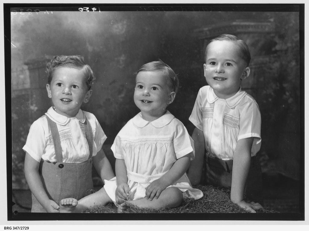 Braithwaite children