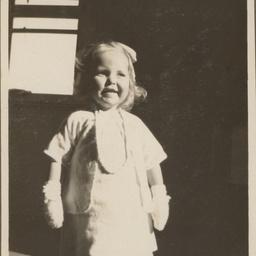 Young girl at Mareeba Children's Hospital