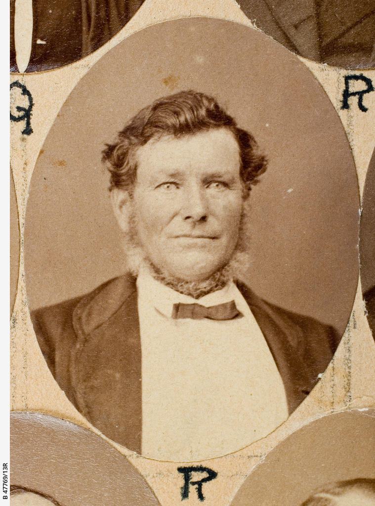 The Old Colonists Banquet Group : Sampson Sanders