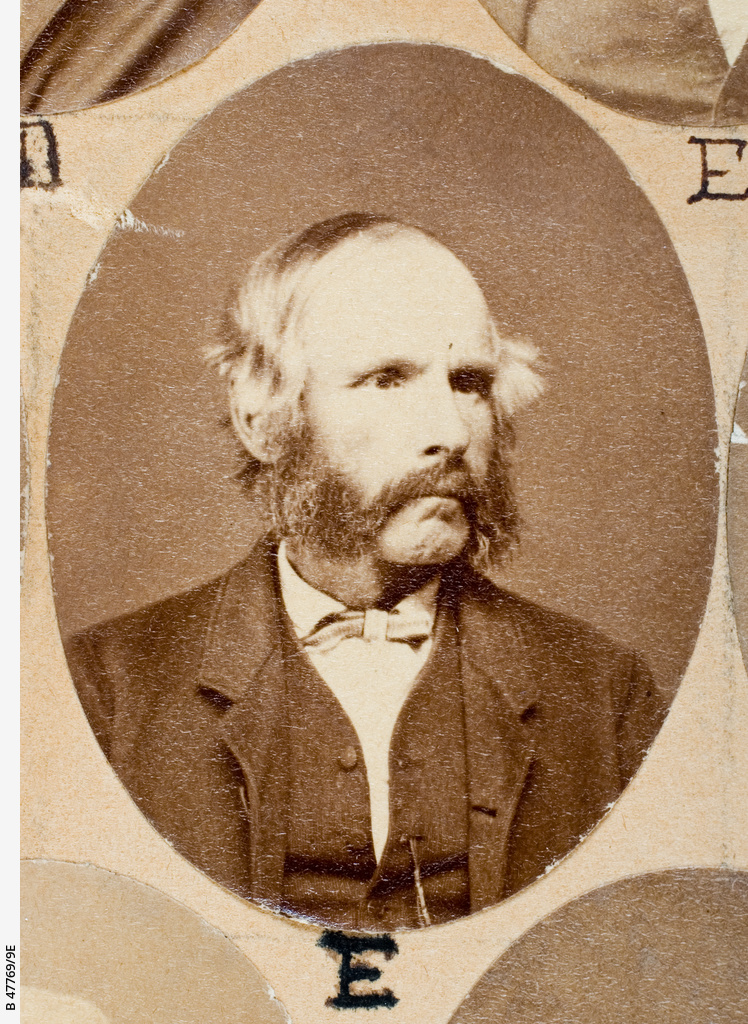 The Old Colonists Banquet Group : John Lithell