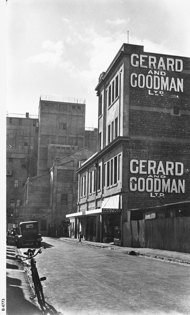 Gerard and Goodman, Synagogue Place