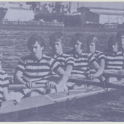 Port Adelaide Rowing Club Maiden Eight 1973