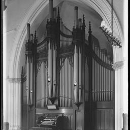 Organ at Elder Conservatorium