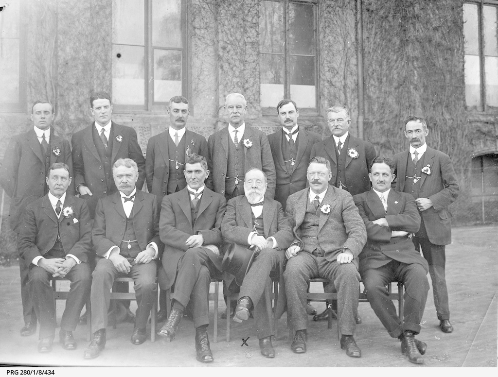 Committee of the Commercial Travellers' Club