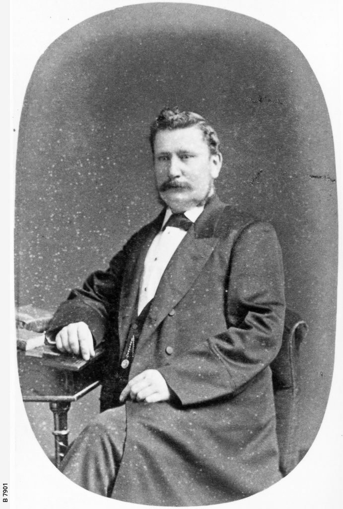 Thomas William Lyons