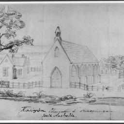 Kensington Church and parsonage