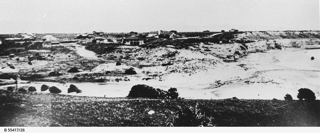 General view of Port Willunga