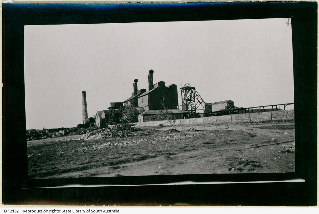 Yelta Copper Mine