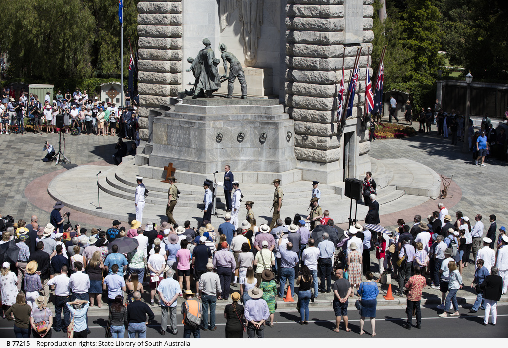 Centenary of the First World War Armistice