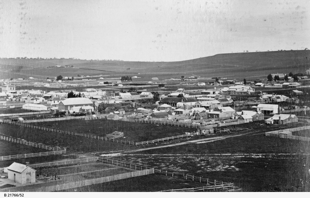 Mount Gambier and District : View of Coleraine, Victoria