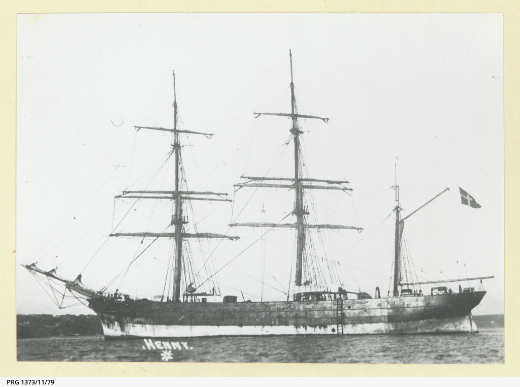 The 'Cape Finisterre' in an unidentified port
