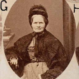 Group of [women] Old Colonists : Lucretia Henrietta Taylor