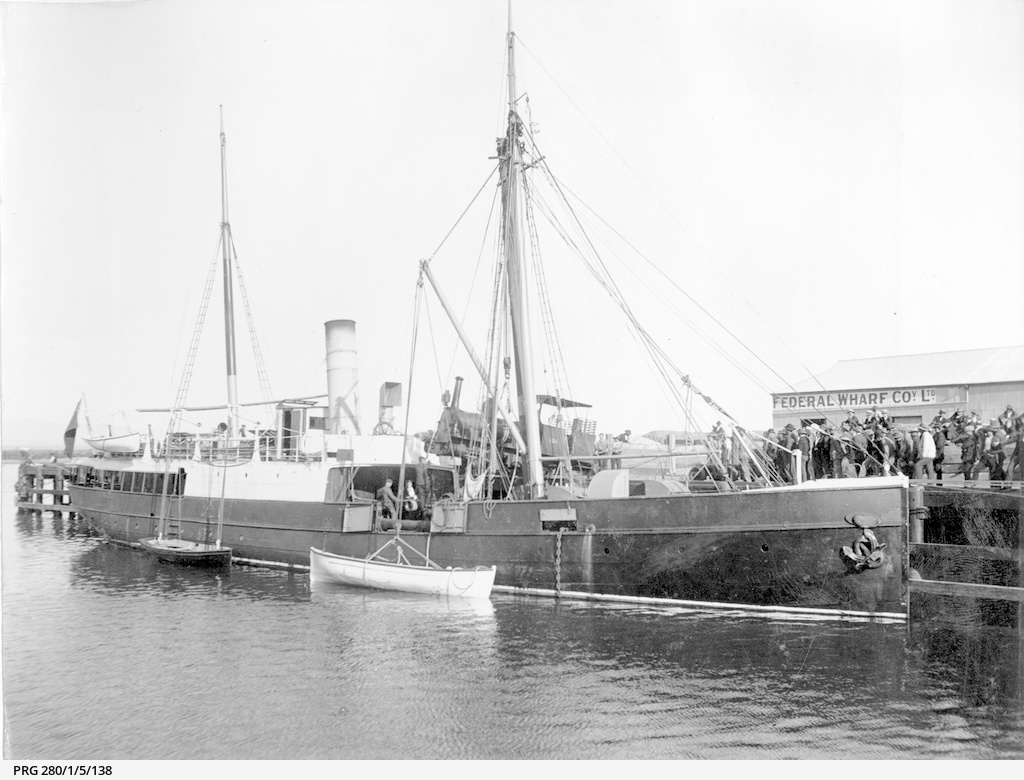 SS Governor Musgrave