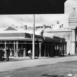 Post Office and Town Hall of Port Augusta