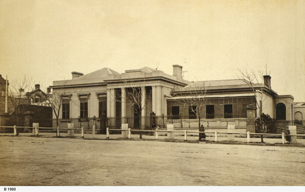 Bank of South Australia, Adelaide