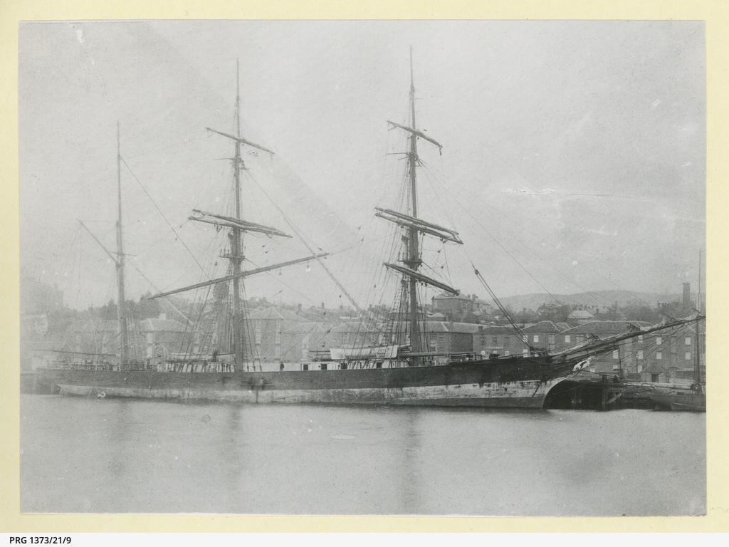 The 'Stuart' at Hobart