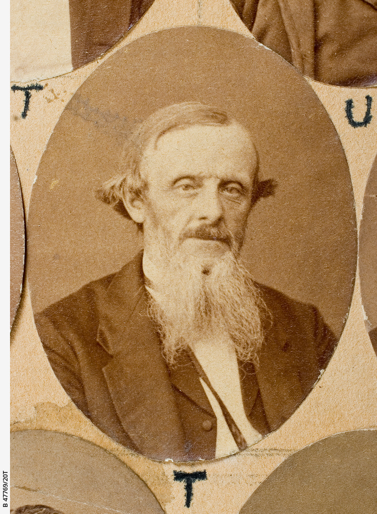 The Old Colonists Banquet Group : William James Whitfield