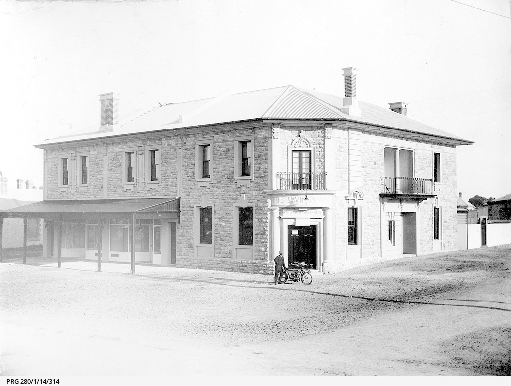 Savings Bank at Murray Bridge, South Australia