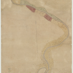 Plan of two special surveys near the Mouth of the River Murray [cartographic material]