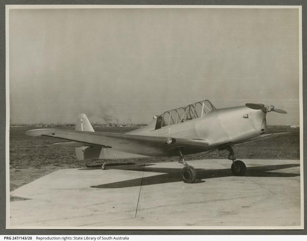 CAC aircraft.