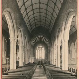 Interior of Tavistock Church