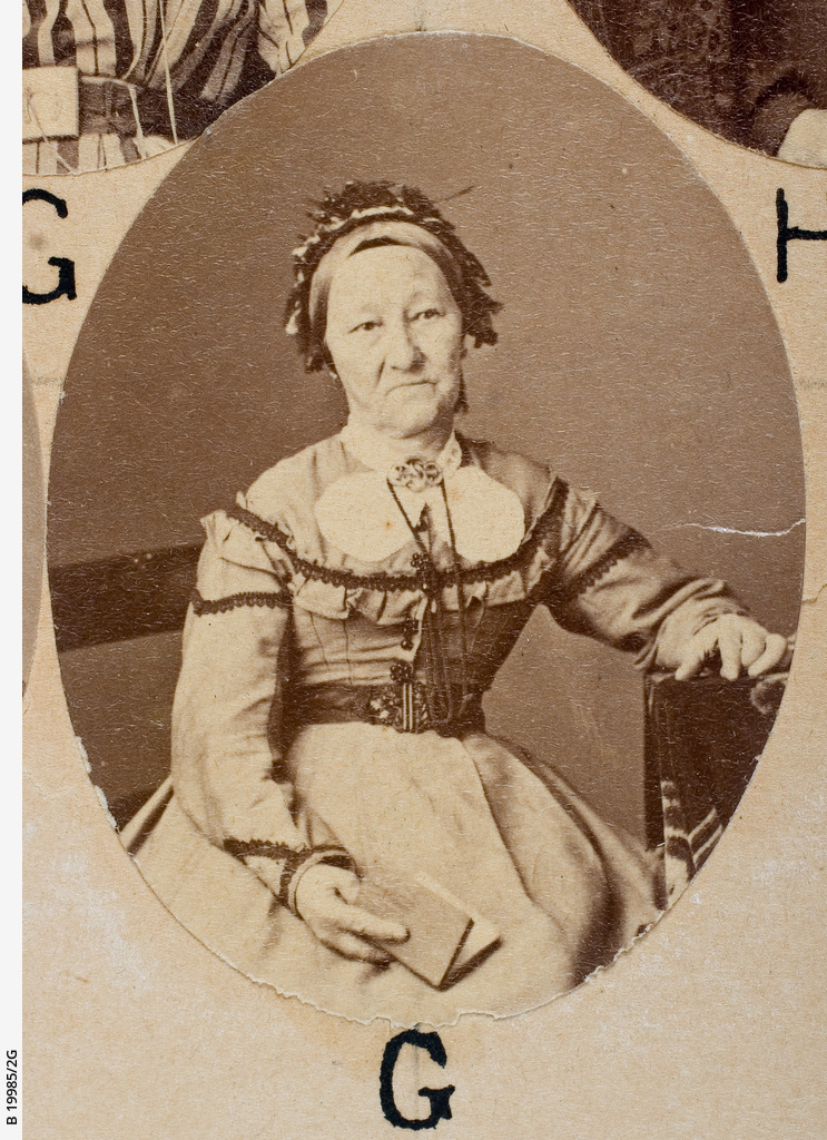Group of [women] Old Colonists : Webb
