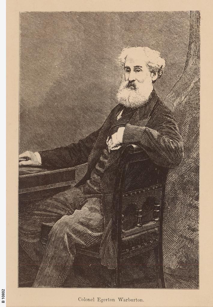 Mr Peter Egerton Warburton
