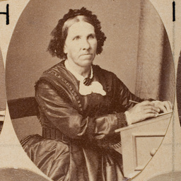 Group of [women] Old Colonists : Hannah Shephard