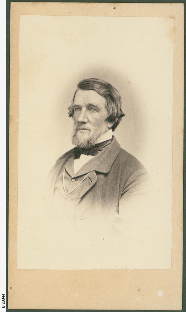 William Ransom Mortlock