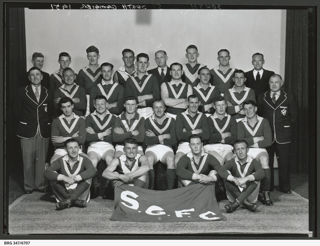 South Gambier Football Club