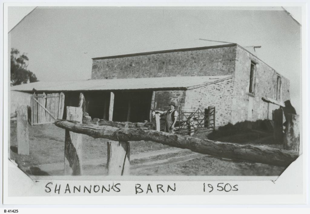 Shannon property barn